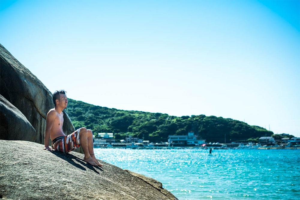 (出典:高知県・柏島の海がメチャクチャ綺麗だというので行ってきました。/LIG)