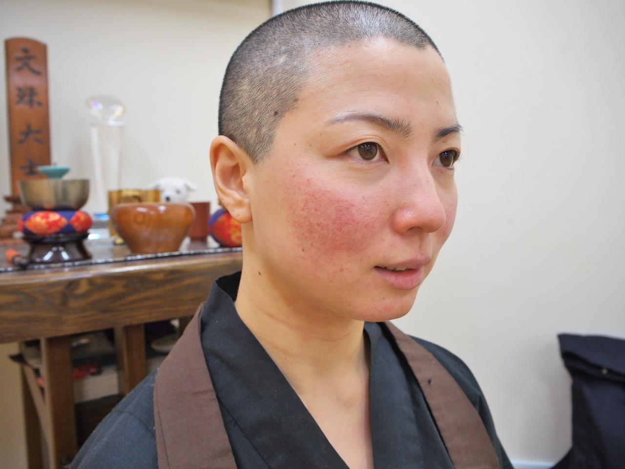宗教って何? 高校生で仏教に興味を持ち、23歳で出家した尼僧・大澤香有さんインタビュー