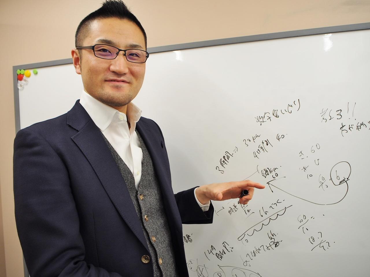 数学を勉強する意味って? 「ロマンティック数学ナイト」主宰・堀口智之さんインタビュー