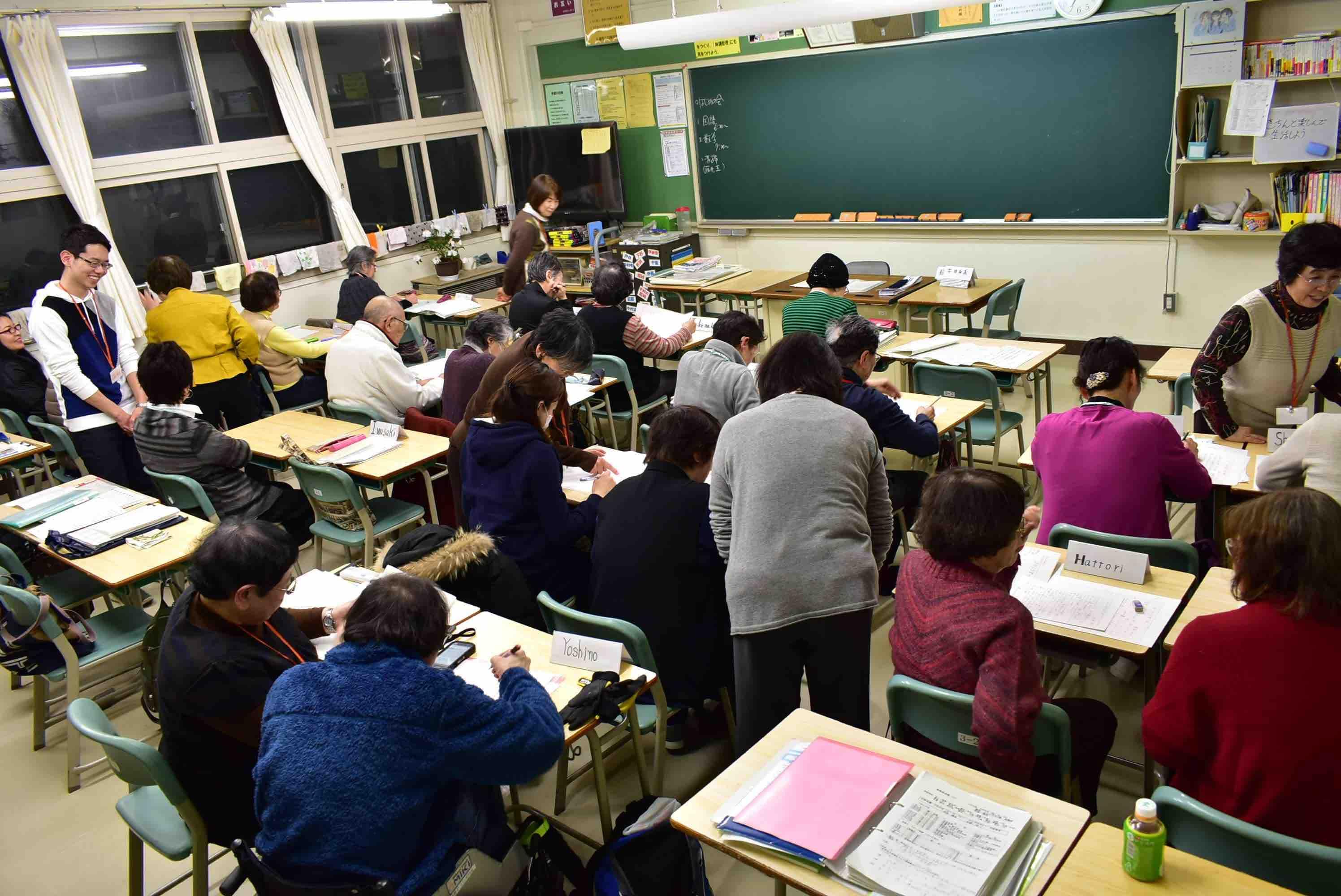 夜間中学ってどんな場所? 「どうしても学びたい!」をかなえる札幌遠友塾自主夜間中学を訪ねました