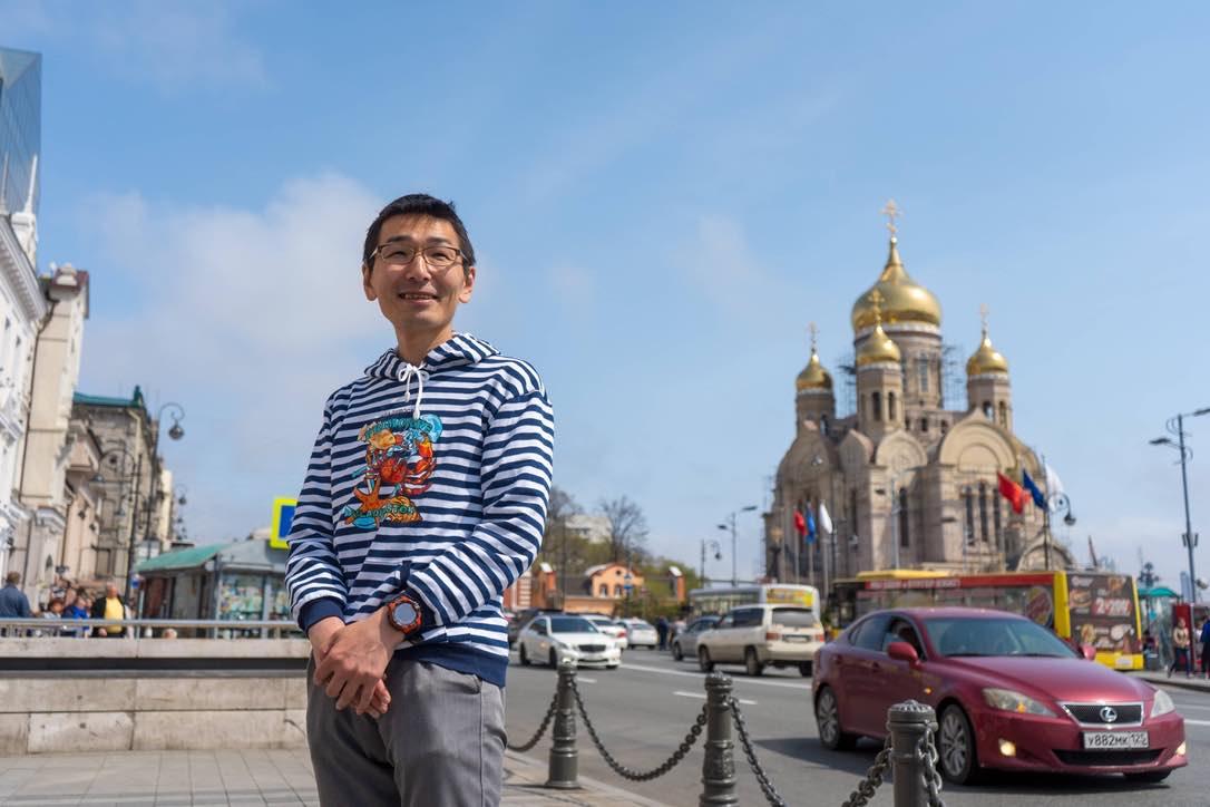 就活するまで英語は大嫌いでしたーーロシア・ウラジオストクで旅行会社を営む宮本智さんに聞く、海外で仕事をする方法