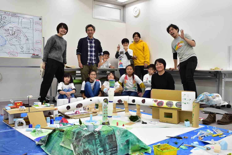 「世の中、こんなに広いんだよー!」と伝えられる場所にーー札幌で現代アートとまちづくりを学べるThink School Jr.
