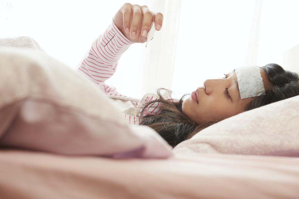 ストレスで熱が出るって本当? 「心因性発熱」の原因や対処法